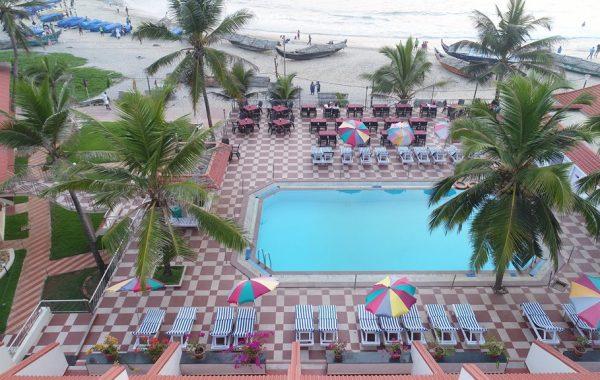 3 start hotels in kovalam