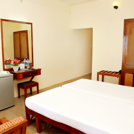 accommodation in kovalam