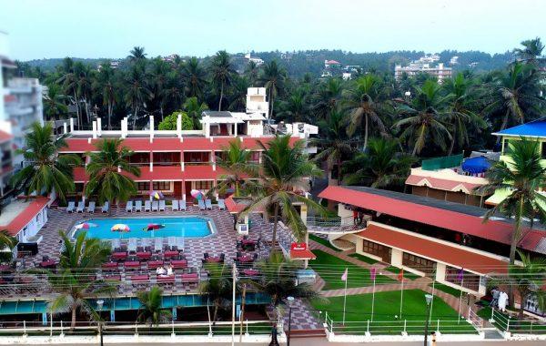 hotel in trivandrum